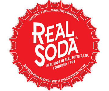 Real Soda In Real Bottles